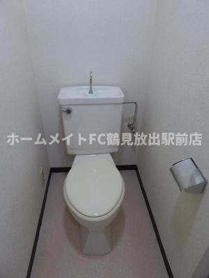 【トイレ】エルベ横堤