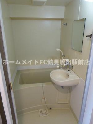 【浴室】エルベ横堤