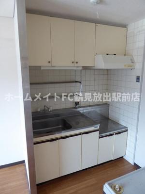 【キッチン】エルベ横堤