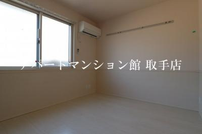 【寝室】メゾン・ド・ファミーユ