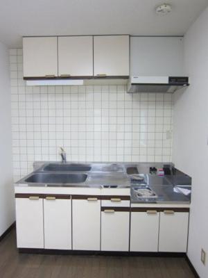 【キッチン】オリーブマンション