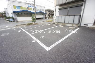 【駐車場】ヴェルドミールA