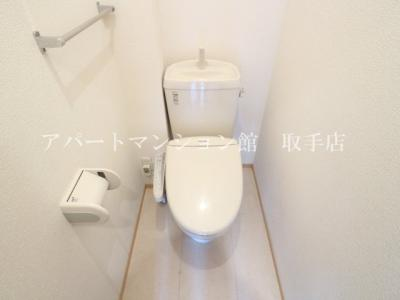 【トイレ】パサージュB棟