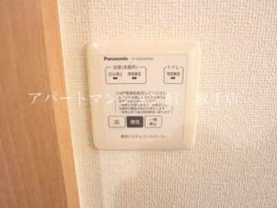 【設備】パサージュB棟