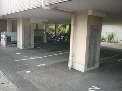 【駐車場】メゾン春日II