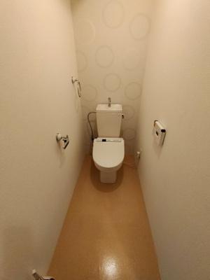 【トイレ】ヴィアサクラ