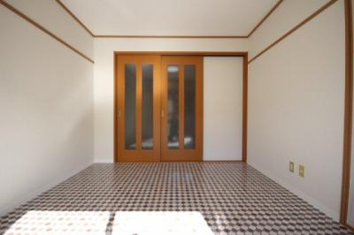 【寝室】グリーンハイツ山水A棟