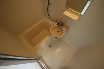 【浴室】グリーンハイツ山水A棟