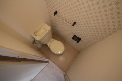 【トイレ】グリーンハイツ山水A棟