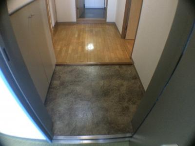 【玄関】ライフエーフラット
