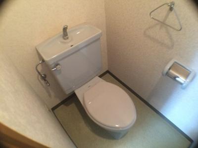【トイレ】ライフエーフラット