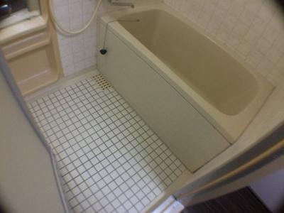 【浴室】ライフエーフラット
