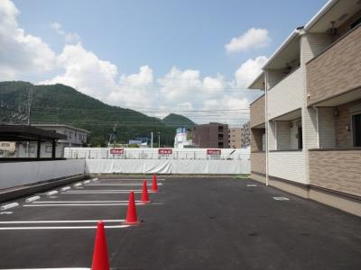 【駐車場】ラ ビアンデ篠山Ⅱ