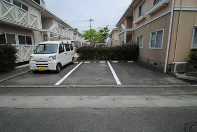 【駐車場】フレグランス南町