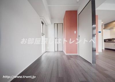 【寝室】レジディア神楽坂Ⅱ