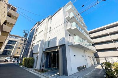 【外観】レジディア神楽坂Ⅱ