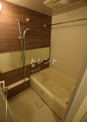 【浴室】レジディア神楽坂Ⅱ