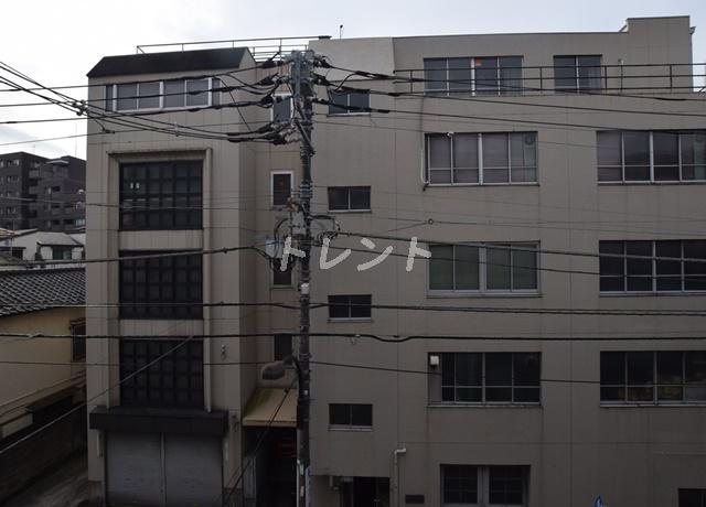 【展望】レジディア神楽坂Ⅱ