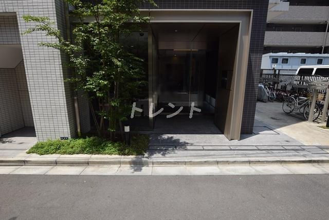 【エントランス】レジディア神楽坂Ⅱ