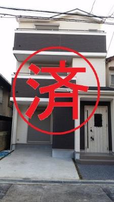 【外観】PLAISIR武庫元町 新築戸建