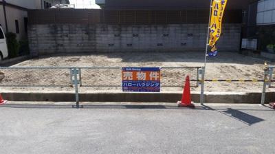 【前面道路含む現地写真】PLAISIR小松北町 新築戸建