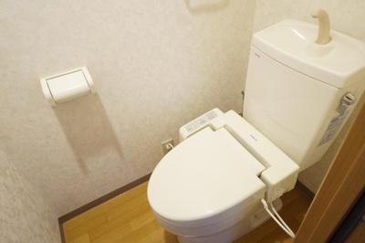 ハイ・ルミナスのトイレ