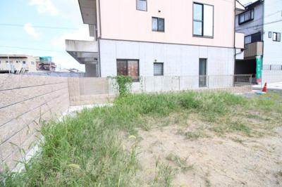 【外観】伏見区土橋町3号地 3区画分譲 建築条件付き土地