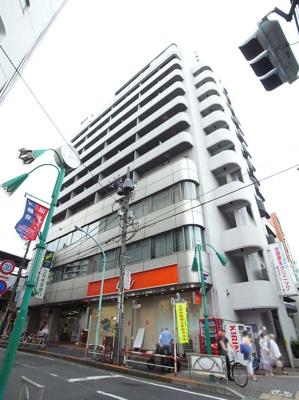 笹塚総榮ビルの外観です。