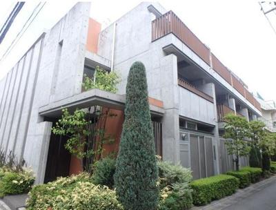 四谷アパートメント