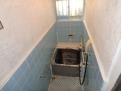 【浴室】垂水テラスハウス