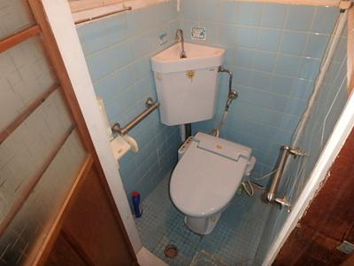 【トイレ】垂水テラスハウス