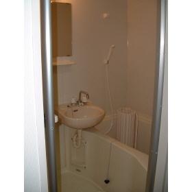 クレセントコートの浴室
