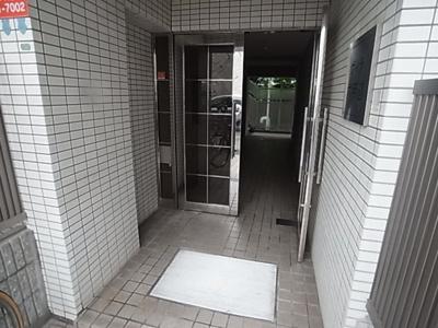 【エントランス】ヴィラ六甲道