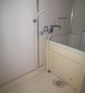 【浴室】南住吉福田貸家