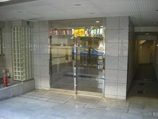 日神デュオステージ笹塚西館のエントランスです。