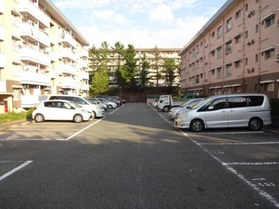 【駐車場】有野台5号棟