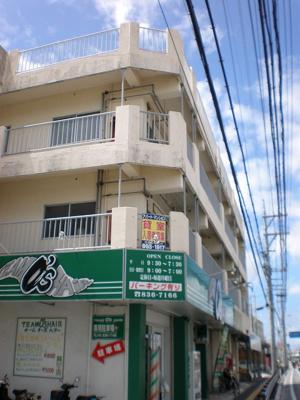 【外観】琉電アパート