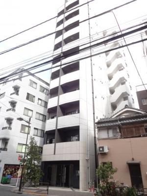 【外観】プレスタイル入谷Ⅱ