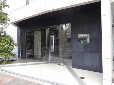 【エントランス】プレスタイル入谷Ⅱ