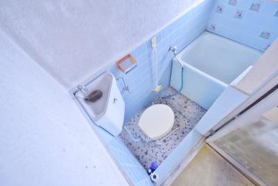 【浴室】寿荘