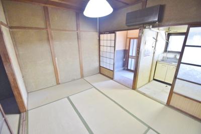 【寝室】寿荘