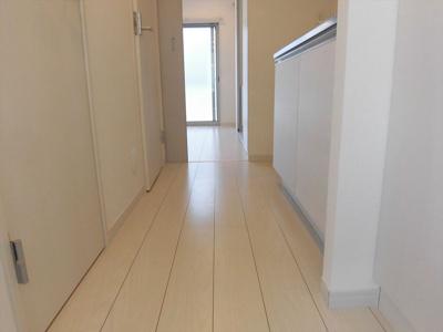 リブリ・ルームス弁天3-Ⅲの廊下イメージ