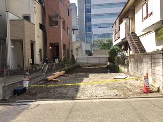 「大田区西六郷4丁目 新築戸建」 外観