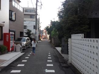 大田区鵜の木1丁目の新築戸建 周辺