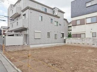 大田区 西六郷1丁目 新築戸建 現地写真