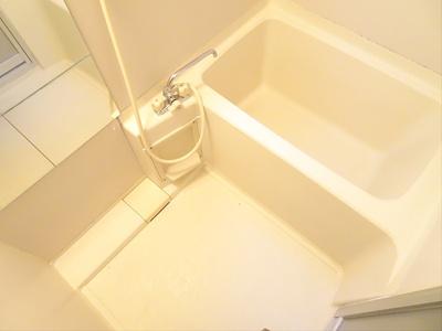 【浴室】コーポ石川