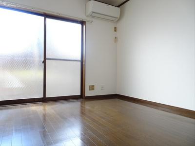 【寝室】コーポ石川