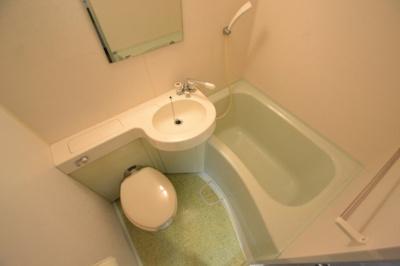 【浴室】ロマネスク王子公園