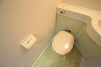 【トイレ】ロマネスク王子公園
