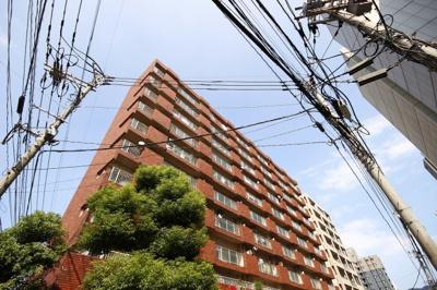 【外観】コーポランド砂津